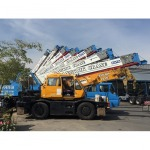 Crane for rent - Bangkok Crane and Service Company Limited