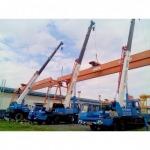 Rental of cranes - Crane for Rent Bangkok Crane and Service