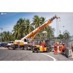 Crane 10 tons Chonburi - THANARUANGKIT CRANESERVICE CO.,LTD