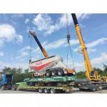 Crane 50 tons Chonburi - THANARUANGKIT CRANESERVICE CO.,LTD