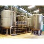 Piping for storage tank system - รับเหมางานเดินระบบท่ออุตสาหกรรม ยูนิโฟร์ เอ็นจิเนียริ่ง