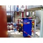 ติดตั้งระบบท่อดับเพลิง Fier Pump - รับเหมางานเดินระบบท่ออุตสาหกรรม ยูนิโฟร์ เอ็นจิเนียริ่ง