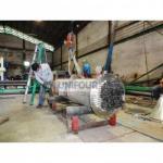 รับวางระบบ Condenser - รับเหมางานเดินระบบท่ออุตสาหกรรม ยูนิโฟร์ เอ็นจิเนียริ่ง