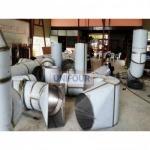 รับติดตั้งงานเดินท่อแอร์ Duct - รับเหมางานเดินระบบท่ออุตสาหกรรม ยูนิโฟร์ เอ็นจิเนียริ่ง