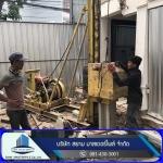 Spun Micropiles Contractor to drive warehouse - Siam Masterpile Co., Ltd.
