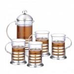 จำหน่าย ชุดแก้วชงชา-กาแฟ - ขายส่งอุปกรณ์เครื่องครัว รุ่งเรืองศิริ เทรดดิ้ง