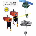 ตัวแทนจำหน่ายรอก HITACHI - บริษัท มั่นคงเครน ซัพพลาย แอนด์ เซอร์วิส จำกัด