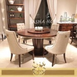 ชุดโต๊ะกินข้าวสไตล์โมเดิร์น - เฟอร์นิเจอร์โมเดิร์นคลาสสิค - สชา คอร์ปอเรชั่น