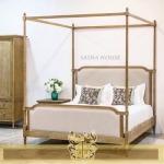 เตียงนอนแบบ Canopy Bed - เฟอร์นิเจอร์โมเดิร์นคลาสสิค - สชา คอร์ปอเรชั่น