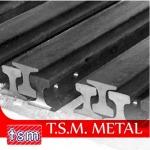 เหล็กรางรถไฟ - เหล็กอุตสาหกรรม สมุทรปราการ TSM