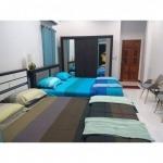 บ้านพักตากอากาศ 3 ห้องนอน ระยอง - รีสอร์ท ระยอง ราคาถูก - สุขใจพูลวิลล่า