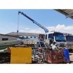 ประมูลงานรื้อถอน -  รับซื้อเศษเหล็ก เครื่องจักรโรงงาน สมุทรสาคร - บริษัท ธนาภรณ์เมทัลเทค จำกัด