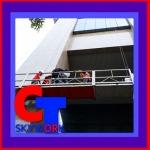 บริการกระเช้าไฟฟ้าตึกสูง - กระเช้าไฟฟ้า ปทุมธานี - ซี.ที.สกายเวิร์ค เทรดดิ้ง