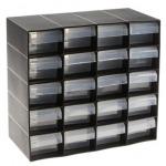 ขายตู้เก็บอะไหล่ 20 ช่อง - จำหน่ายเครื่องมือสำหรับงานอุตสาหกรรม อาร์เอส คอมโพเน็นส์