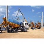 Ready Mixed Concrete Rayong - SJC Concrete Co., Ltd.