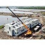 Construction with precast systems - Precast Factory Chon Buri - SJC PRECAST
