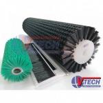 โรงงานผลิตแปรงอุตสาหกรรม Industrial brush  - แปรงอุตสาหกรรม ชลบุรี วิริยะเทคโนโลยี