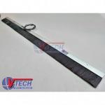 ผู้ผลิตแปรงกันฝุ่น Strip brush ESD Equipment  - แปรงอุตสาหกรรม ชลบุรี วิริยะเทคโนโลยี
