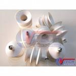 รับผลิตยางดูดสุญญากาศ Vacuum pad - แปรงอุตสาหกรรม ชลบุรี วิริยะเทคโนโลยี