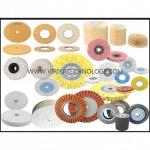 ผู้ผลิตล้อผ้าปัดเงา - แปรงอุตสาหกรรม ชลบุรี วิริยะเทคโนโลยี