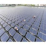 โซลาร์ฟาร์มลอยน้ำ Floating Solar Solution - บริษัท ปูนซิเมนต์ไทย จำกัด (มหาชน)