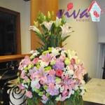 ดอกไม้ตกแต่งสถานที่ - ร้านสุจิตรา ฟลาวเวอร์ ปากคลองตลาด