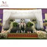 รับจัดดอกไม้งานศพ ปากคลองตลาด - ชุติกาญจน์ ฟลอรีส