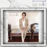 รับตัดชุดสูทผู้หญิง - ร้าน SAI SUIT (ใส่สูท)