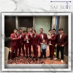 บริการตัดสูทเพื่อนเจ้าบ่าว - ร้าน SAI SUIT (ใส่สูท)