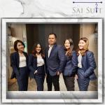 บริการออกแบบสูทให้องค์กร - ร้าน SAI SUIT (ใส่สูท)