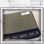 รับตัดสูทผ้าวูล - ร้าน SAI SUIT (ใส่สูท)