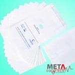 ถุงกระดาษฆ่าเชื้อแบบขอบซ้อน  Sterilization paper bags gusseted-paper/paper  - บริษัท เมทต้า อีควิปเมนท์ จำกัด