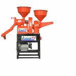 เครืองสีข้าว (ระบบ 2 หัว) ตะแกรงธรรมดา - เครื่องสีข้าว ตราออนซอน