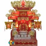 ศาลเจ้าที่จีน ตี่จู้เอี๊ยะ - ศูนย์รวมศาลเจ้าที่ ศาลพระภูมิ ศาลพระพรหม สาย4