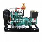 เครื่องกำเนิดไฟฟ้า ไบโอแก๊ส - บริษัท เฟิร์สเทคโนโลยี่แอนด์คอนโทรล จำกัด