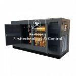 ติดตั้งเครื่องปั่นไฟในฟาร์ม - บริษัท เฟิร์สเทคโนโลยี่แอนด์คอนโทรล จำกัด