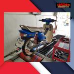 รีแมพ มอเตอร์ไซค์  Honda Dream - ม่อน รีแมพ จูนนิ่ง ไดโน่เทส ตลาดไท