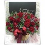 กระเช้าดอกไม้ ปากคลองตลาด - ร้านกิฟ ปากคลองตลาด