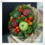 รับจัดช่อผัก-ผลไม้ ปากคลองตลาด - ร้านกิฟ ปากคลองตลาด