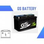 ตัวแทนขายแบตเตอรี่ ยี่ห้อ GS Battery - นำชัย แบตเตอรี่