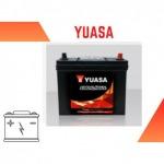 ตัวแทนขายแบตเตอรี่สำหรับรถยนต์  ยี่ห้อ YUASA - ทีเอ แบตเตอรี่