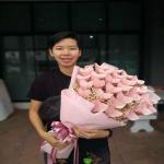 รับจัดช่อดอกไม้ ขอนแก่น - ร้านดอกไม้เชียงใหม่ สาขาขอนแก่น