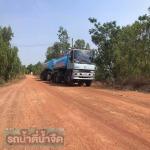 รถบรรทุกน้ำเติมฟาร์มไก่ ฉะเชิงเทรา - ตี่ น้ำจืด บริการรถส่งน้ำ