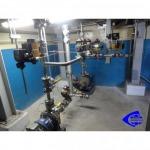 รับงานเดินระบบระบบท่อ สตรีม (Stream pipe system) - รับงานออกแบบติดตั้งเครื่องจักร อุดมชัยโลหะกิจ