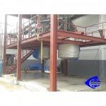 รับเหมางานโครงสร้างเหล็ก (Contract for Steel Structure) - รับงานออกแบบติดตั้งเครื่องจักร อุดมชัยโลหะกิจ