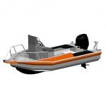 เรืออเนกประสงค์ (Multipurpose Boat) - อู่ต่อเรือ ตองหนึ่ง ภูเก็ต โดย ภูเก็ตวอเตอร์ซัพพลาย