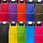 รับผลิตผ้ากันเปื้อน มหาสารคาม - ประดิษฐ์เสื้อยืด