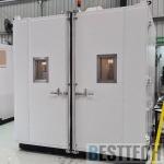 ห้องทดสอบอุณหภูมิและความชื้น - ผลิตและออกแบบตู้TEST CHAMBER พร้อมซ่อมตู้TEST CHAMBER อะไหล่ตู้TEST CHAMBER