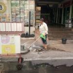 พนักงานทำความสะอาดอาคาร เอกมัย - บริษัท พลัส แปซิฟิค จำกัด