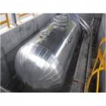 หุ้มฉนวนถังน้ำร้อน-น้ำเย็น - ฉนวนหุ้มท่อ เครื่องจักร แทงค์และวาล์ว - บิสมาร์ค เมทัล